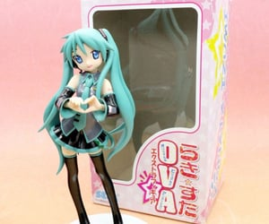 anime, Figure, and figurine image