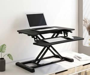 desk, office, and affordable image