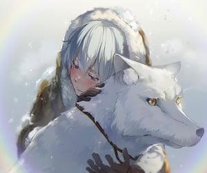 anime, cute, and beautiful image