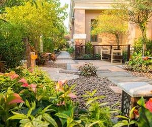 landscaping, outdoorliving, and landscapedesign image
