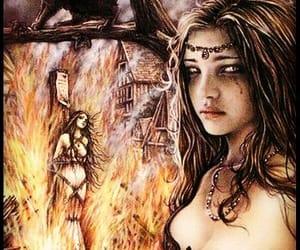 supernatural, victoria frances, and wicca image