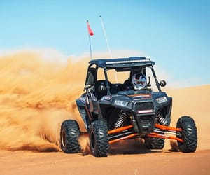 best desert safari dubai and dirt bike dubai image