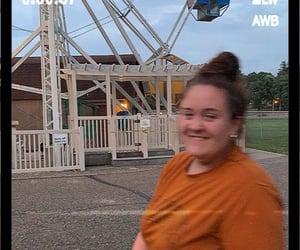 film, amusement park, and friend image