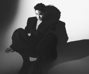 black and white, esquire, and kang dongho image