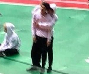 couple, kim, and kpop image