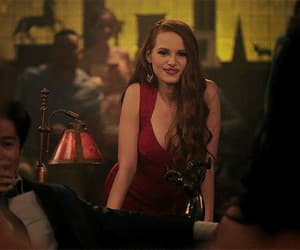 riverdale, cheryl blossom, and gif image