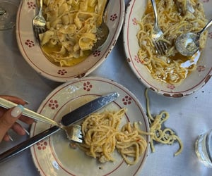 aesthetic, food, and italian image