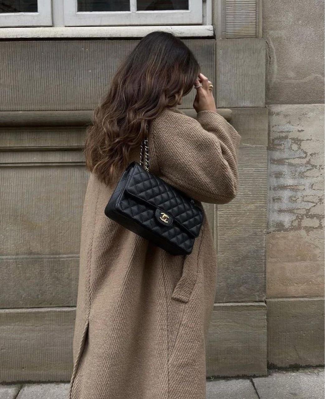 fashion, chanel, and coat image