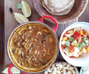 curry, delicious, and eat image