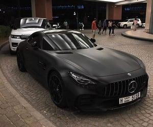 black, luxury, and car image