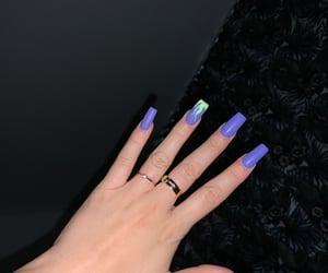 beautiful, inspo, and long nails image