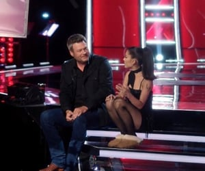 singer, tv show, and the voice image
