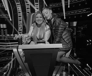 black and white, singer, and tv show image
