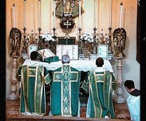 catholicism, icksp, and institut christus könig image