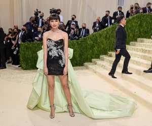 actress, dress, and fashion image