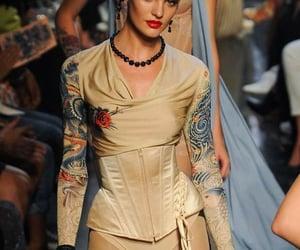2012, fashion, and fashion show image