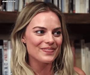 gif and margot robbie image