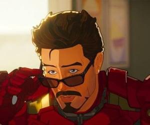 iron man, tony stark, and what if image