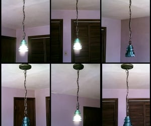 chandelier, diy, and etsy image