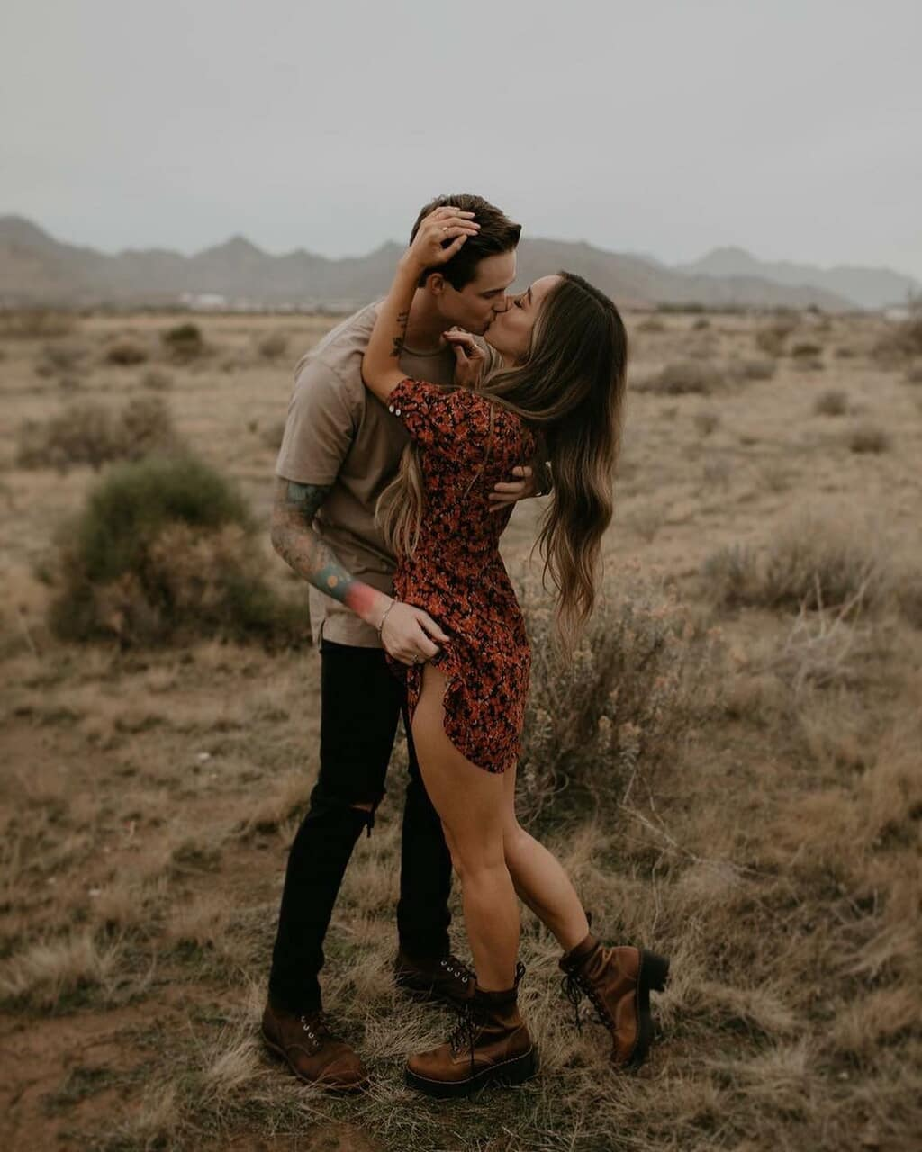 couple, crush, and goals image