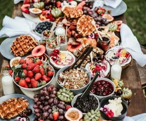 autumn, brunch, and grazing board image
