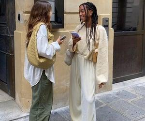 life, street style, and white shirt image