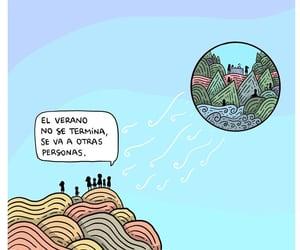 verano, vida, and frases español image