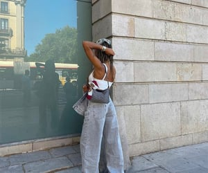 street style, everyday look, and fashion style mode image