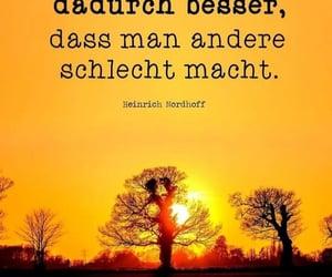 deutsch, bésser, and spruch image