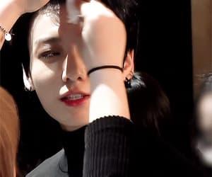 black swan, bangtan, and jeon jungkook image