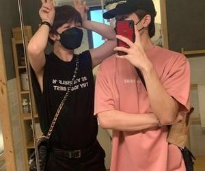 ulzzang, ulzzang couple, and asian boys image