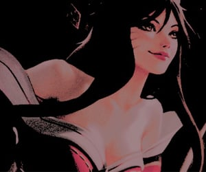 psd, ahri, and league of legends image