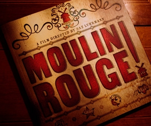 cd, moulin rouge, and movie image