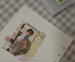 exo, journal, and sehun image