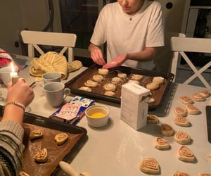 apartment, baking, and dream life image
