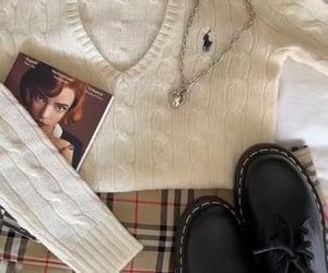 academia, black shoes, and fashion image
