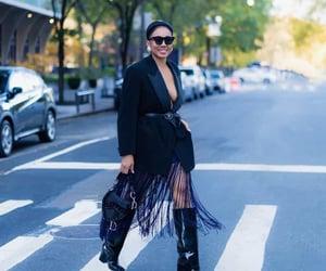 fashion, women fashion, and the go-go boots fashion image