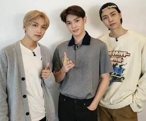 <3, johnny, and taeyong image