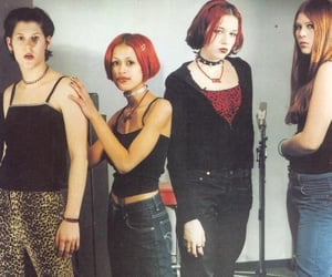 00s, goth, and y2k image