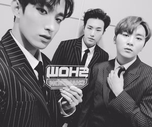 bss, seungkwan, and dokyeom image