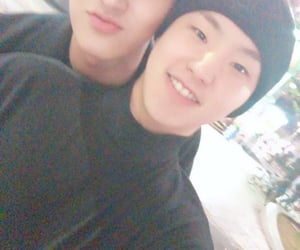kpop, mingyu, and Seventeen image