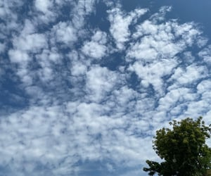 bright, clouds, and nature image