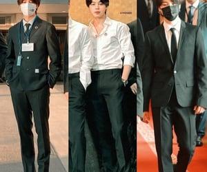 asian boy, fashion, and kpop image