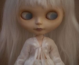 blythe, ghost, and creepy image