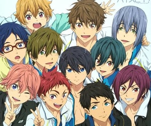 anime, sports, and nagisa hazuki image