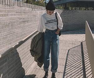 kfashion, style, and korean fashion image