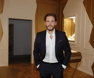 actor, cartier, and daniel bruhl image