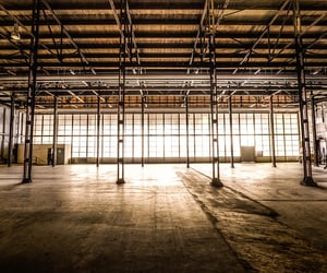 lot for lease, warehouse and logistics, and warehouse rental image