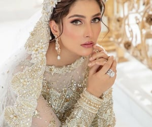 beauty, makeup, and marriage image
