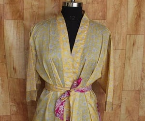 dressing gown, dressinggown, and swimmingcostumes image